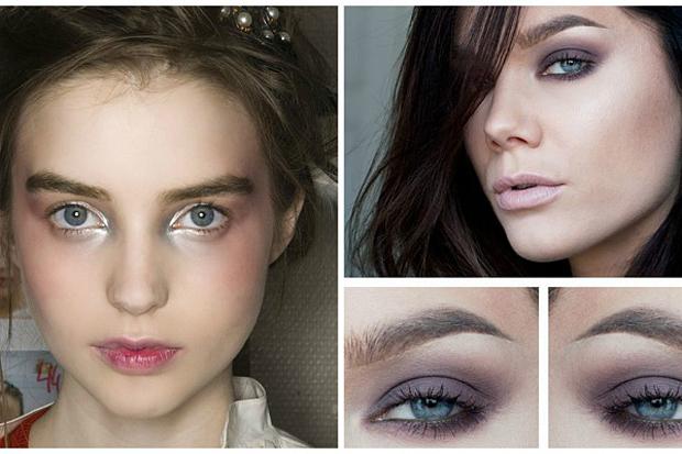 Как сделать выразительные глаза макияжем - Leksco.ru