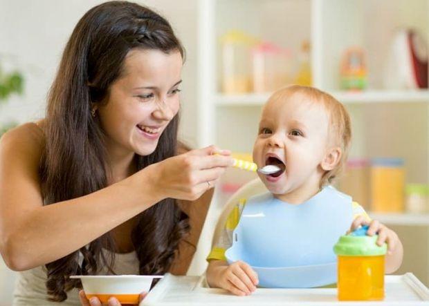 Раціон малюка повинен бути різноманітним