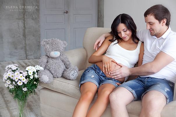Внутрішньоутробний розвиток дитини від зачаття до народження.