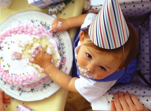 От і прийшло це свято - наш перший день народження!