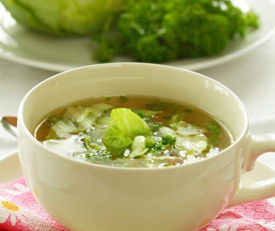 Для досягнення потрібного ефекту під час проведення дієти супи для схуднення потрібно вживати 3-4 рази на день.