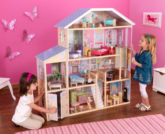 Как сделать игрушечной дом