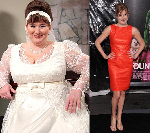 Юлія Куварзіна за три місяці схудла на 26 кілограми. Через що актриса зважилася сісти на дієту?