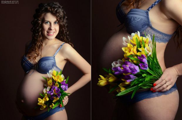 При вагітності у жінки змінюється психіка, її ставлення до оточуючих, вагітна по-особливому реагує на зовнішні і внутрішні подразники. Психіка вагітно