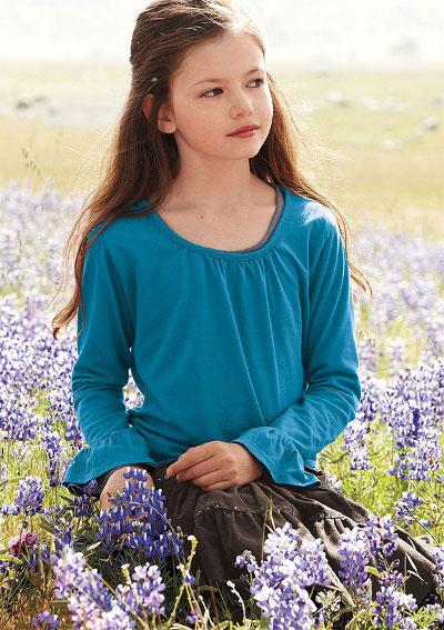МакКензі Фой  (2000 р.) - американська актриса і модель, яка розпочала свою модельну кар'єру в 5 років, почавши працювати з «Garnet Hill», «Polo Ralph