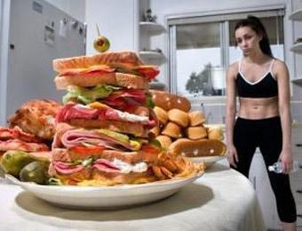 Варто знати лише декілька хитрощів, щоб з'їдати менше.