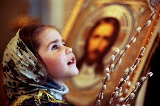 Якою повинна бути реакція батьків на зацікавлення дитини питаннями віри.