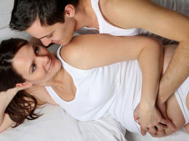 Секс з сонною мамою