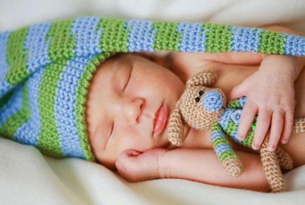 Що робити батькам, якщо у немовляти проблема зі шкірою?
