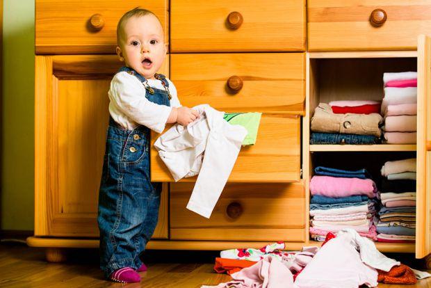 Готуємо малюка до самостійності! Повідомляє сайт Наша мама.