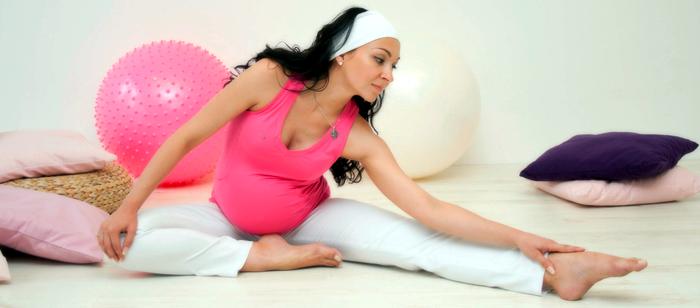 Під час вагітності фізичні вправи допомагають зміцнювати ті групи м'язів, на які припадає основне навантаження під час пологів, сприяють правильному д