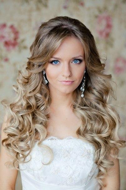 Варіанти зачіски для нареченої фото