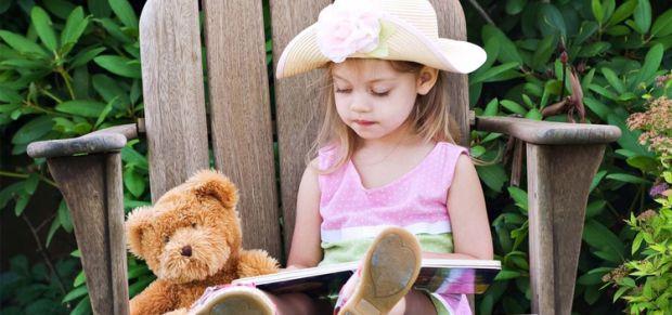 Попереду літо, у батьків з'являється більше часу на розвиток дитини. Чому б не почати вчитись читати?