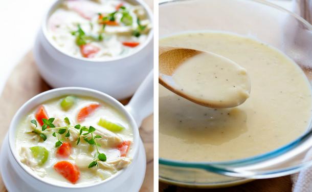 Який суп можна пропонувати дитині в якості прикорму