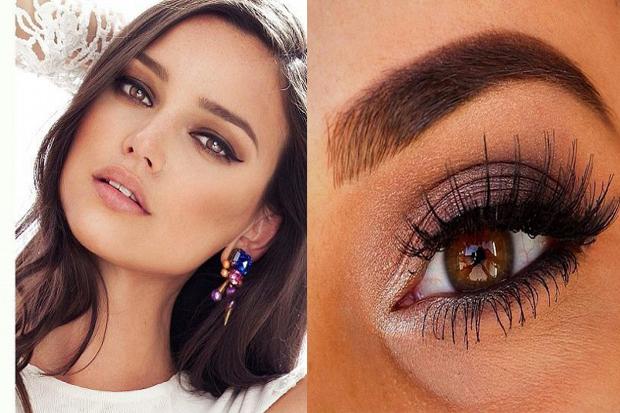П'ять секретів макіяжу для карих очей