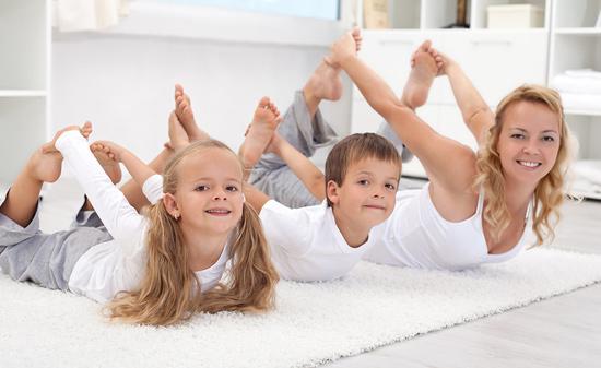 Про необхідність індивідуального підходу до кожної дитини, показали, як потрібно правильно дихати.