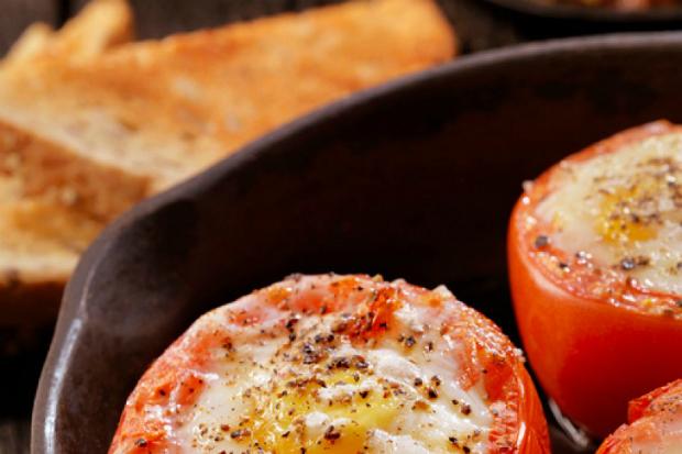Сніданок для тих, хто стежить за фігурою.